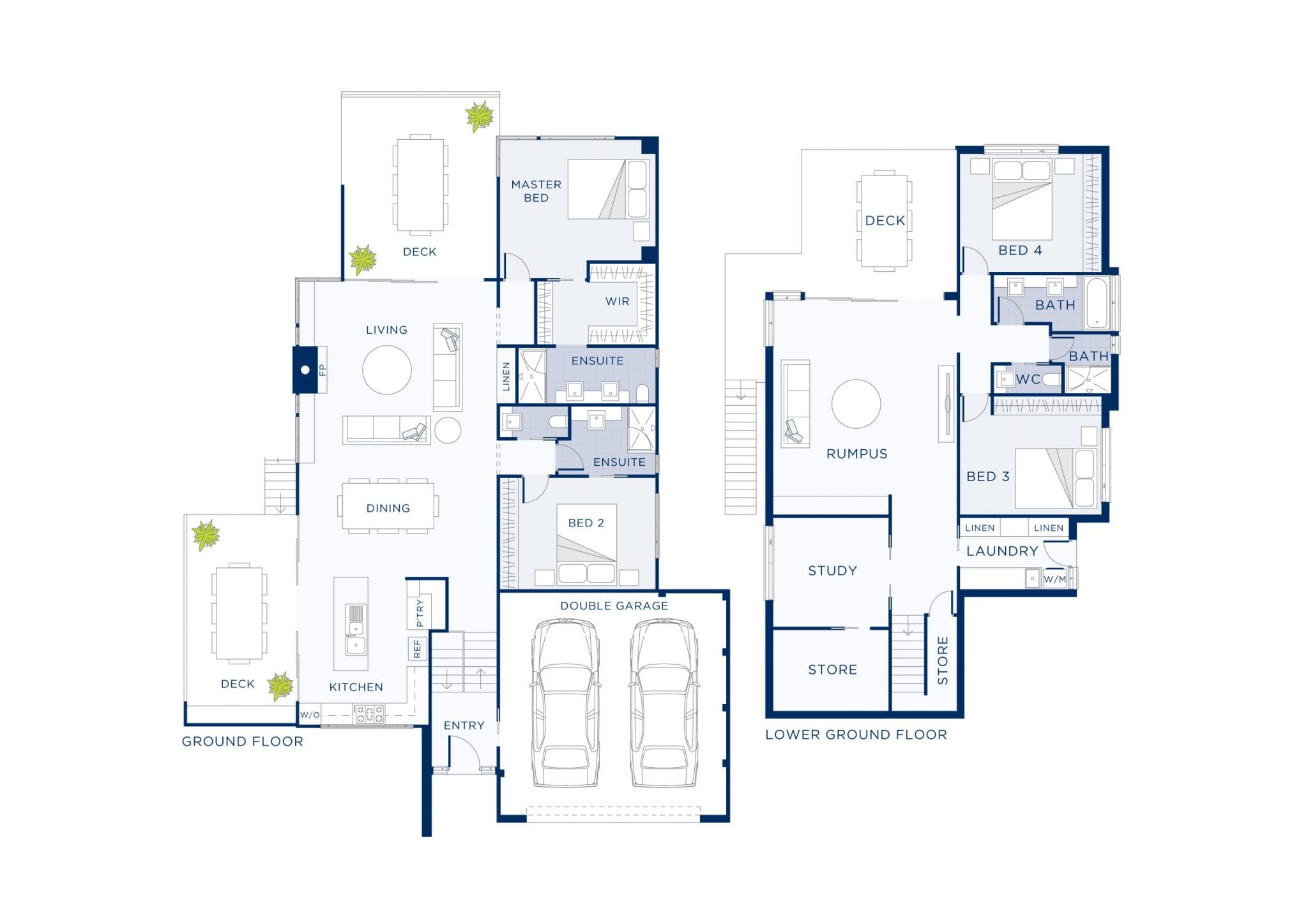Floor Plan for Averley Project